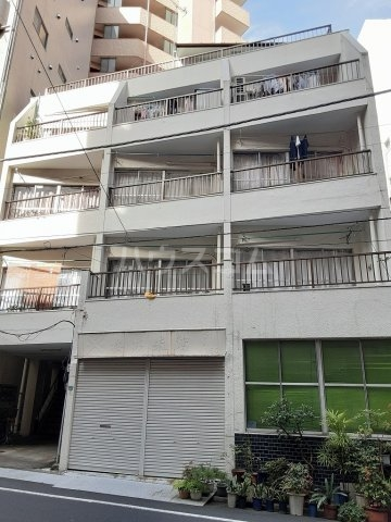 櫻井マンションの外観