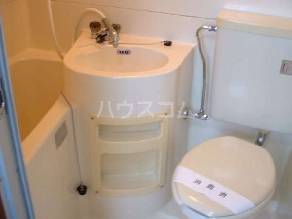 T・Oビル55 201号室の風呂