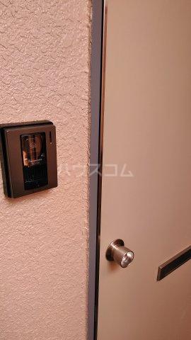 第一高木コーポ 202号室のセキュリティ