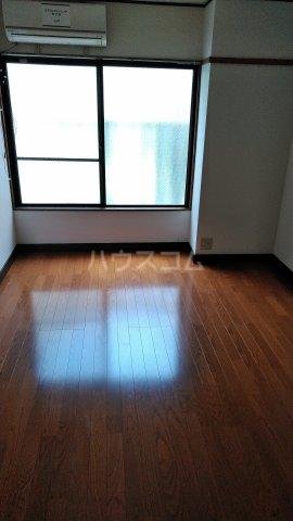 第一高木コーポ 202号室のベッドルーム