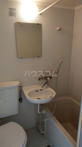 アムール駒込 205号室の風呂