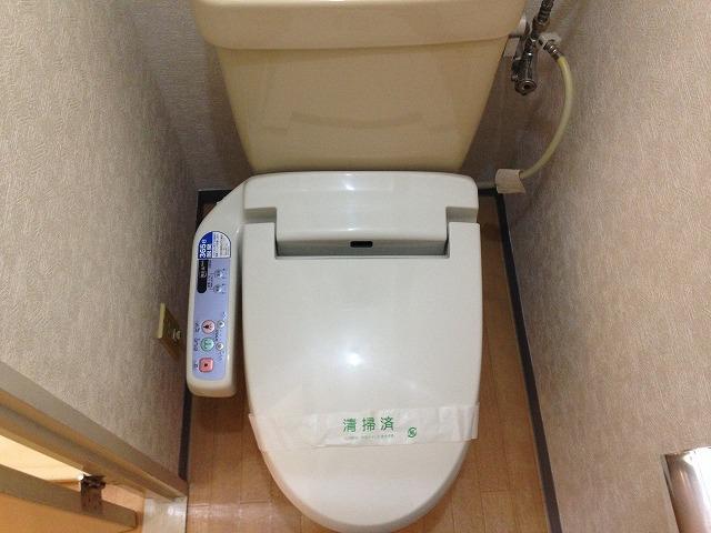 ラ・ブランシュ 202号室のトイレ