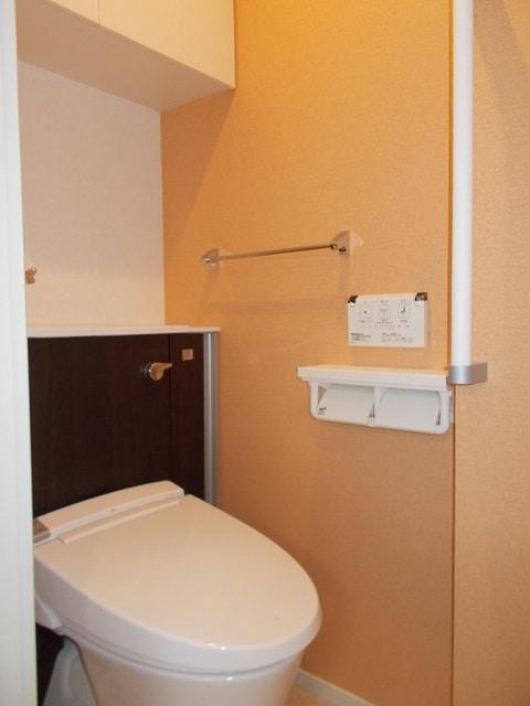 Belle Fleur 中板橋 04010号室のトイレ