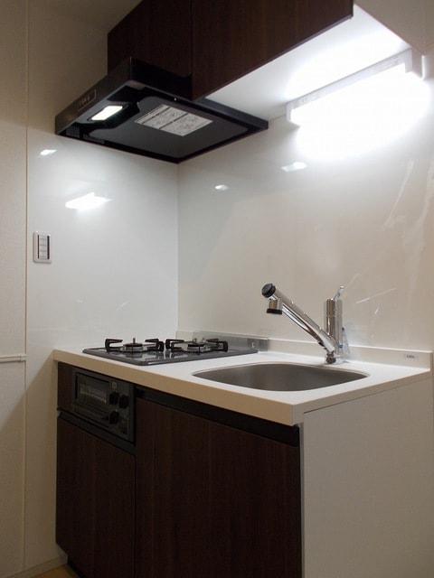 Belle Fleur 中板橋 04030号室のキッチン