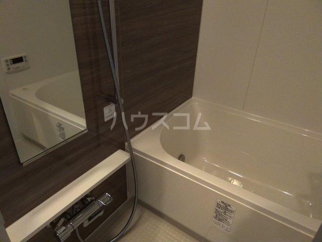 ザ・パークハビオ巣鴨 908号室の風呂