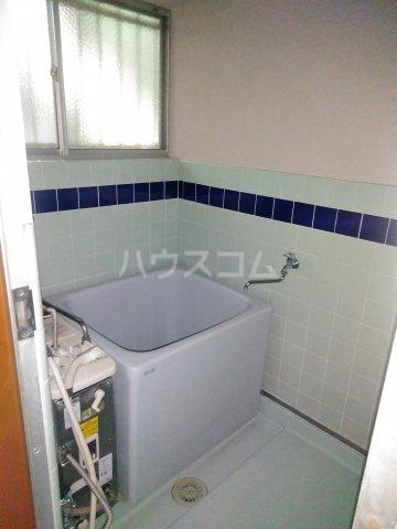 サンハイツ 202号室の風呂