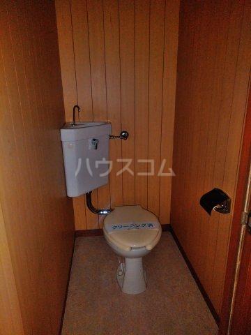 サンハイツ 202号室のトイレ
