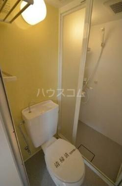 シェモア武蔵 501号室の洗面所