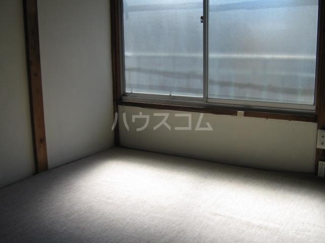 須田荘 3号室のリビング