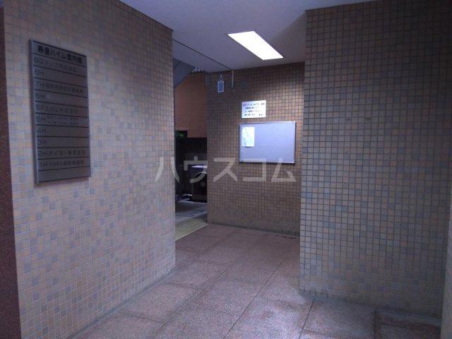 寿康ハイム 3-H号室のロビー