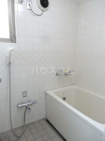 寿康ハイム 3-H号室の風呂