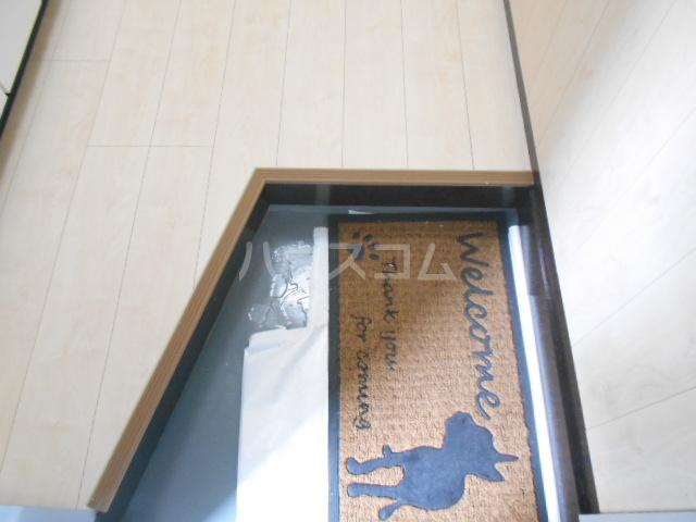 サンブライト福寿 101号室の玄関