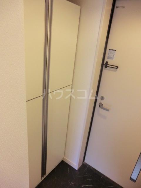 Le Ciel 302号室の玄関