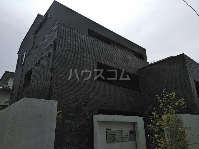 G-HOUSEの外観
