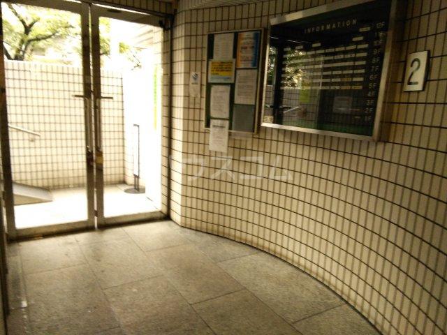 ライオンズステーションプラザ大塚 7F号室のロビー