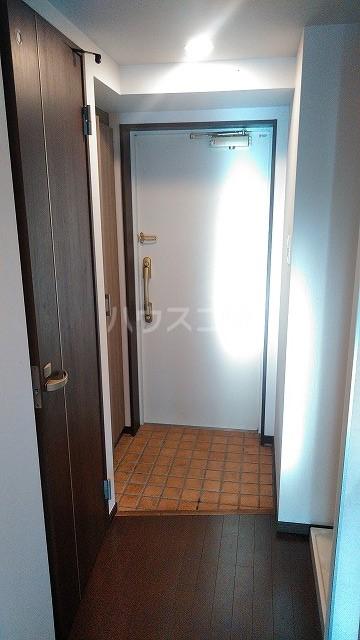 プリンセスライン池袋 603号室の玄関