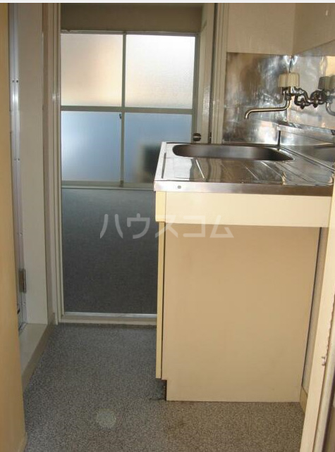 セドルハイム沼袋Ⅱ 205号室のキッチン