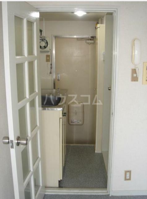 セドルハイム沼袋Ⅱ 205号室のロビー