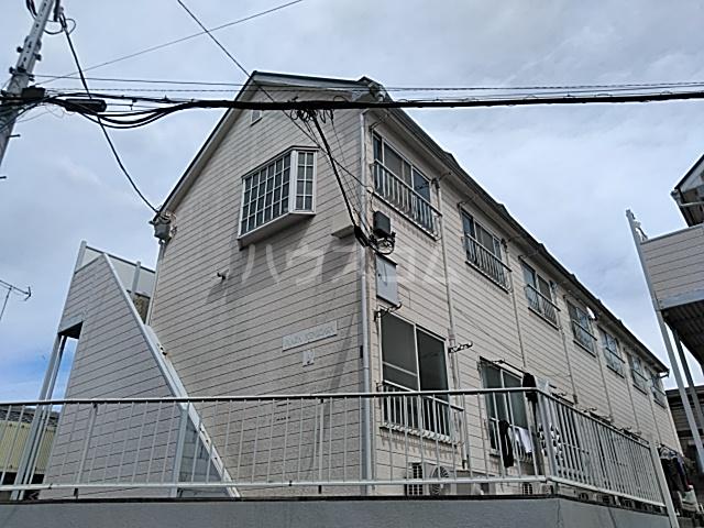 プラザ検見川 B棟 106号室の外観