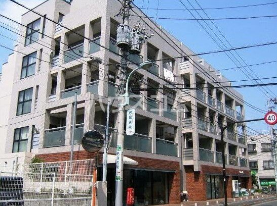ロイヤル銀喜マンション 403号室の外観