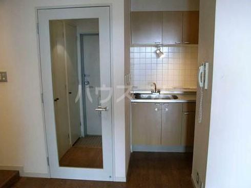 ロイヤル銀喜マンション 403号室のキッチン