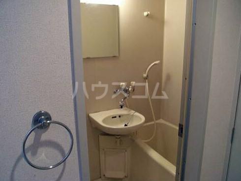 ロイヤル銀喜マンション 403号室の風呂