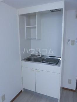 ソーニャ 203号室のキッチン