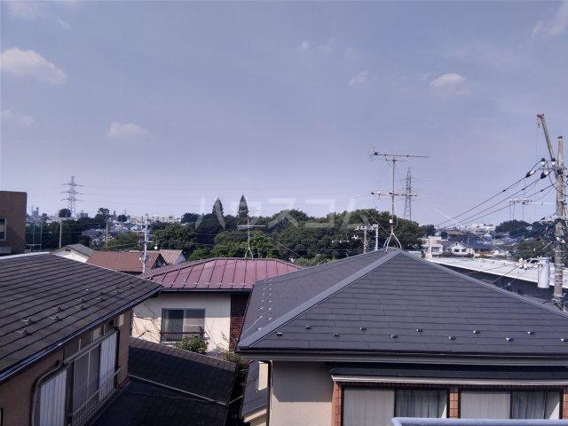 コーポ千代荘 E号室の景色