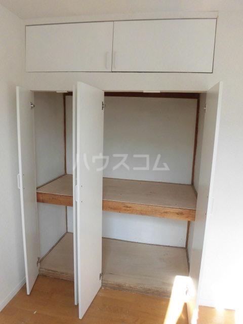 コーポ千代荘 E号室の収納