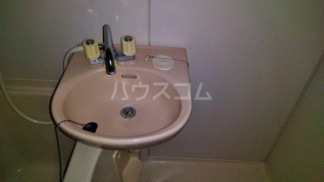 コーポ今川8 107号室の洗面所