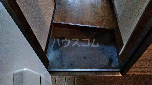 コーポ今川8 107号室の玄関