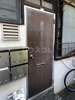 アパートK 1号室のキッチン