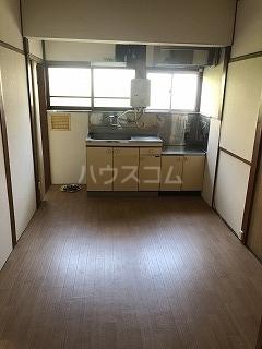 アパートK 1号室のトイレ