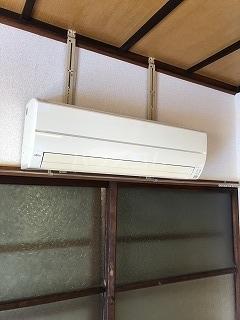 アパートK 1号室の設備