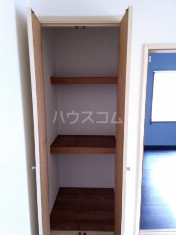 CASA梨歌 1号室の収納