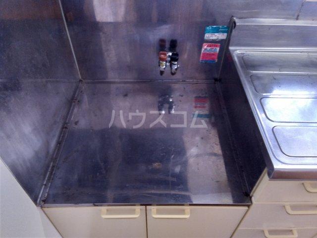 CASA梨歌 1号室のキッチン