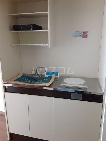 コーポセントラル 205号室のトイレ