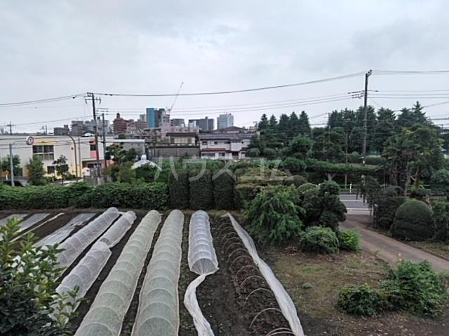第一昭和荘 201号室の景色
