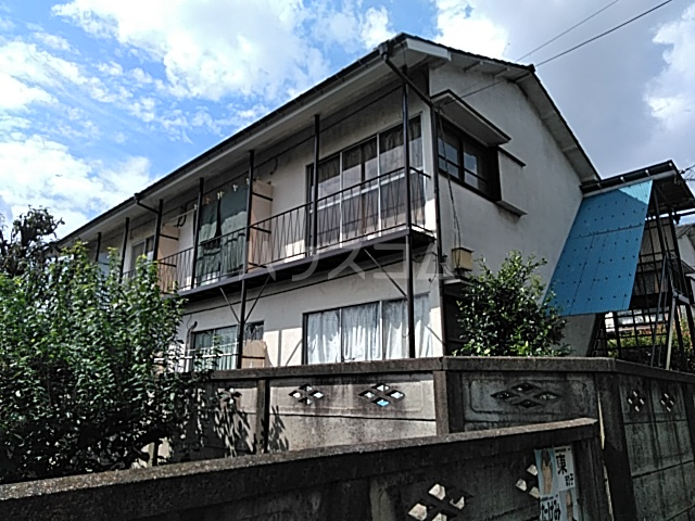 第一昭和荘 201号室の外観