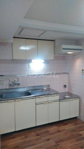エントピア荻窪 1002号室のキッチン