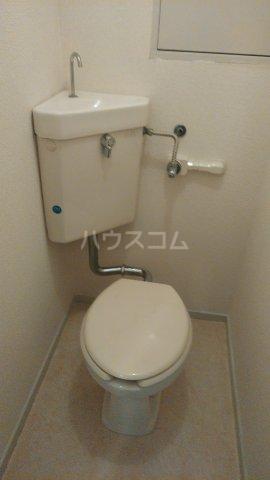 エントピア荻窪 1002号室のトイレ