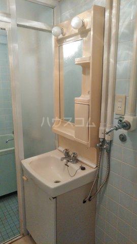 エントピア荻窪 1002号室の洗面所