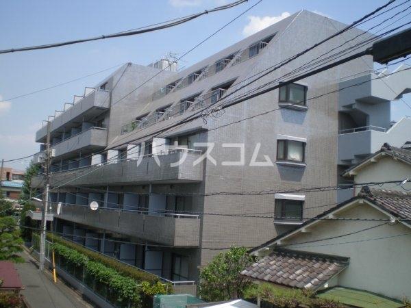 武蔵野パークマンションの外観