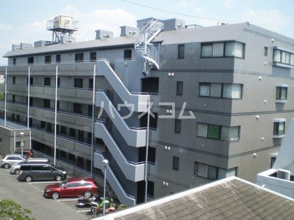 武蔵野第2パークマンションの外観