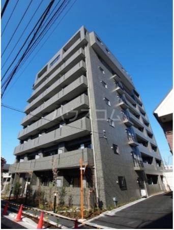メゾンド・ボナー扇 弐番館の外観