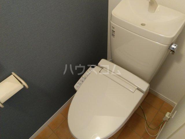 ハーモニー王子 ザ・レジデンス 103号室のトイレ