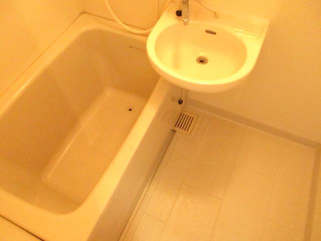 ピュアパレス 壱番館 102号室の風呂