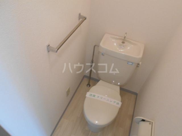 肥州フラッツ 101号室のトイレ