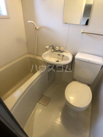 KⅢアパート 101号室の風呂
