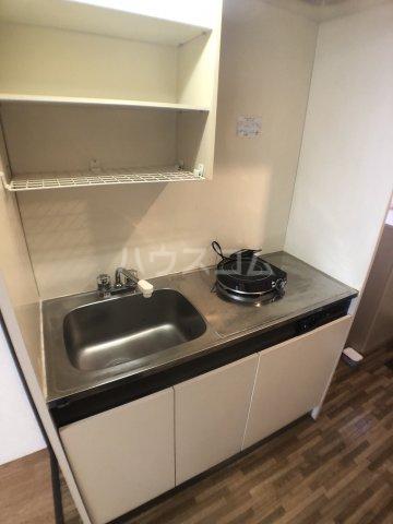 KⅢアパート 101号室のリビング